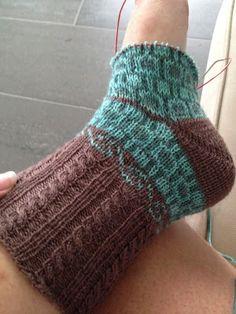 Anette L syr och skapar: sockor