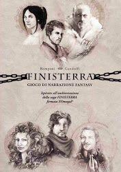 Finisterra fantasy - Copertina Gioco di Narrazione www.xomegap.net www.xomegap.net/finisterra