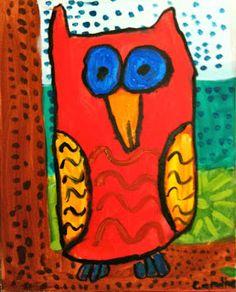 Sleepyhead Designs Studio: More Owls