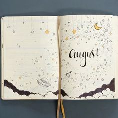 """Polubienia: 1,244, komentarze: 86 – Jann's Scribbles (@jannplansthings) na Instagramie: """"Yay! Here is my August Flip-through :) - it was a busy month, so lots of pages (over 40!) and I had…"""""""