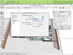 Sketchup: Light and Shadows | SketchUp Show #42 (Tutorial) - YouTube