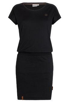 NAKETANO Grüss den Pavian II - Kleid für Damen - Schwarz - Planet Sports