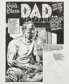 R. Crumb - God Bless Dad