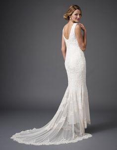 Erynne Dress | White | Monsoon