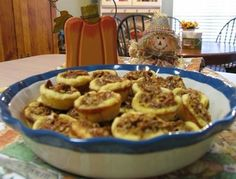 Mommy's Kitchen - Old Fashioned & Southern Style Cooking: Pecan Tassies ~ A Holiday Favorite