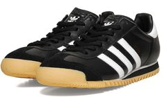 adidas Originals Rom (Black / Gum). Release: 2011.