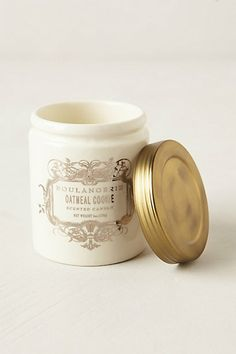 Illume Boulangerie Jar Candle in Oatmeal Cookie | Anthropologie