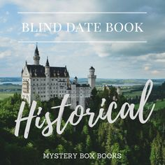 Blind Date with a Book - HISTORICAL FICTION