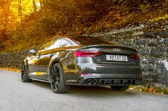 ABT Sportsline Turns up the Power and Fun with the Audi S5!