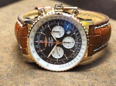 Navitimer Rattrapante powered by Breitling