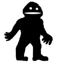 Image result for sasquatch Classic Monsters, Darth Vader, Batman, Silhouette, Superhero, Fictional Characters, Image, Superheroes, Fantasy Characters