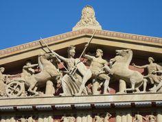 Frieze of Athena, Parthenon, Greece