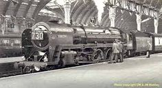 Image result for britannia pacific locomotives