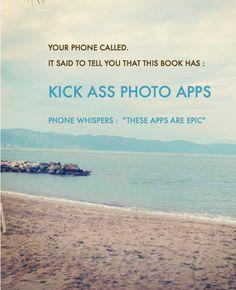 Woot woot !! A free photo app ebook via @Design The Life You Want To Live Design The Life You Want to Live