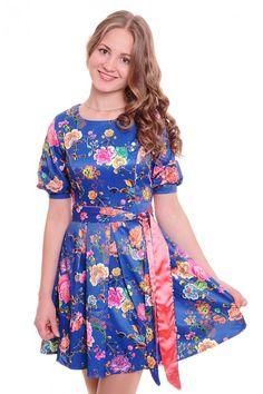 Платье А6156 Размеры: 42-50 Цена: 750 руб.  http://optom24.ru/plate-a6156/  #одежда #женщинам #платья #оптом24