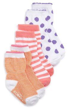 Robeez® Pattern Socks (3-Pack) (Baby)