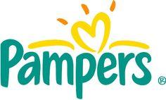 P & G Pampers UK brand logo #pg @Thank You Mum