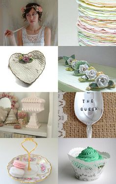 Vintage Bridal Tea by Marilyn on Etsy--Pinned with TreasuryPin.com