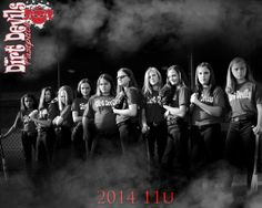 Team Picture. Fastpitch Softball KC DIRT DEVILS