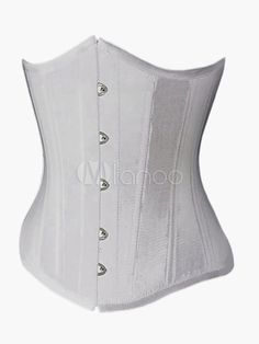 FUT 3-5 Days Delivery Brocade Waist Training Steel Busk Boned Underbust Corset Slim Body Bustier