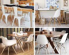 Dining Chairs   Privatefloor com The 1st Private Sales Website At Cost  Prices   PageEames DAW Chair   Dark Orange  Natural   My Ideal Home   Pinterest  . Eames Daw Chair Price. Home Design Ideas