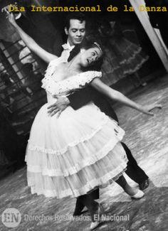 Yolanda Moreno y Alberto Melendez. Caracas, 11-12-1961 (ARCHIVO EL NACIONAL)