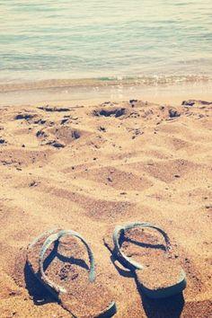 Feel the sand in your feet #sand #summer #beach