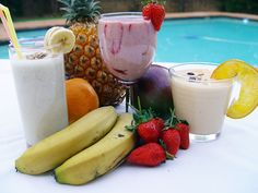 How to make healthy smoothies and shakes for weight loss