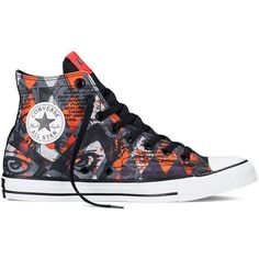 157712274a0f Converse Chuck Taylor DC Comics Harley Quinn – red Sneakers ( 60) ❤ liked on