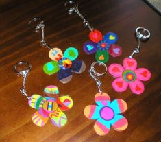 father's day keyrings to make