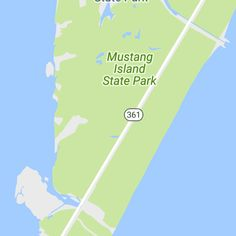 Mustang Island State Park - Port Aransas, TX - RV Park Reviews Rv Parks, State Parks, Mustang Island Texas, Port Aransas, Hiking Trails, Places To See, Walking Paths, National Parks