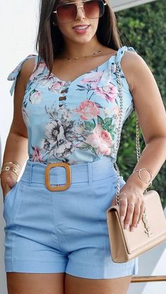 Drown, My Wardrobe, Ideias Fashion, Jumper, Casual Outfits, Shorts, Tank Tops, Blouse, Beauty