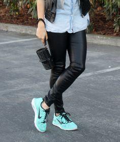Kitties + Couture: Nike Kicks
