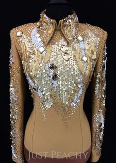 Caramel Complete Western Horsemanship Outfit ~ Just Peachy Show Clothing