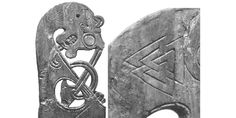 Viking Symbols and Norse Symbols in North Mythology In this article, you will find the 5 main Viking symbols to know and their meanings. You will learn if these symbols were actually used by the Vikings and under what circumstances. Viking Tattoo Symbol, Norse Tattoo, Wiccan Tattoos, Inca Tattoo, Symbolic Tattoos, Tattoo Symbols, Viking Tattoos, Viking Symbols And Meanings, Mayan Symbols
