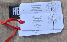 Family Reunion Favors Family Reunion by abbeyandizziedesigns
