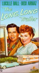 Desi Arnaz and Lucille Ball in The Long, Long Trailer (1953)