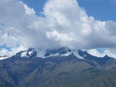 Um pedacinho da Cordilheira do Andes, proximo a Cuzco