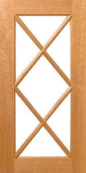 Frame & Mullion Cabinet Doors are a great way to add interest to Kitchens and Built-In Furniture. WalzCraft offers a variety of Lite Pattern Options. Wooden Front Door Design, Wooden Front Doors, House Plants Decor, Plant Decor, Kitchen Room Design, Kitchen Ideas, Contemporary Doors, Built In Furniture, Window Mirror