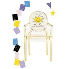 Lou Lou Ghost #chair for #Kartell #Kids