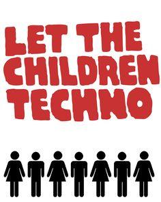 I love me some techno...