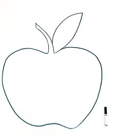 Big Pop Art Apple 3