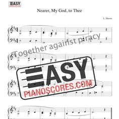 "Nearer, My God, to Thee is a Christian hymn known everywhere in the world – thanks to its reputation as the ""Titanic hymn"". Funeral Songs, Piano Score, Rms Titanic, Scores, Sheet Music, Reflection, Singing, Thankful, Christian"