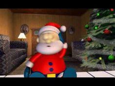 le père Noel - pixar