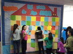 El blog del ciclo 2: 30 de enero: Día escolar de la No Violencia y la Paz
