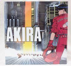 LP AKIRA 芸能山城組 サウンドトラック Original Motion Picture Soundtrack