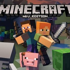 Tech: Minecraft Is Finally Coming to the Wii U The day before Star Wars opens TIME.com