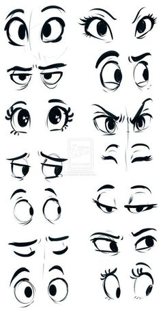 Super drawing cartoon faces facial expressions art Ideas tutorial reference faces painting tutorials paintings tips faces reference reference Drawing Cartoon Faces, Drawing Eyes, Cartoon Art Styles, Cartoon Ideas, Anatomy Drawing, Anime Face Drawing, Easy Cartoon, Drawing Cartoons, Cartoon Illustrations