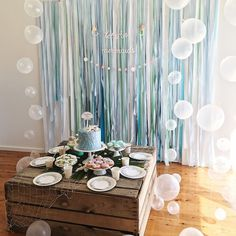 FLORENCE KNOW'S MERMAID INSPIRED BIRTHDAY PARTY