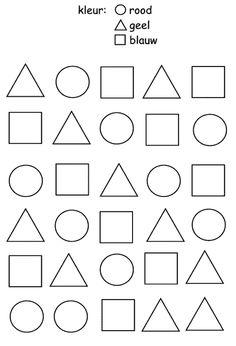 mooi voorbeeld van geometrische vormen. geometrische vormen zijn vormen die je met een meetgereedschap maakt